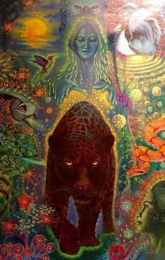 Create your own t-shirt design from scratch, upload your own artwork or ask an expert for design help. It's all possible in our state-of-the-art design lab. Psychedelic Art, Psy Art, Spirited Art, Goddess Art, Mystique, Visionary Art, Sacred Art, Native American Art, Spirit Animal