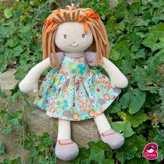 AndreuToys - Lacey Lu - 26 cm.