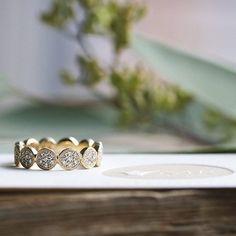 CROWNING — bespoke engagement ring by Michaela Roemer