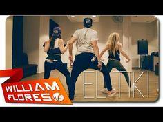William Flores - El Tiki (Maluma) - YouTube
