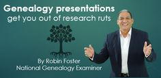 Republished on Saving Stories! Are you in a rut in your #genealogy research? http://www.robinsavingstories.com/2016/07/genealogy-presentations-getting-out-of.html