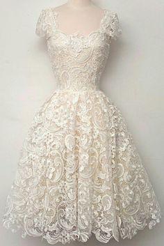 Homecoming Dress,Cute Homecoming Dress,Lace Homecoming Dress,Short Prom Dress,Sweet
