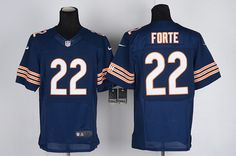 Men's Nike NFL Chicago Bears #22 Matt Forte Blue Jersey.  If interested in them, pleases E-mail bettyjerseycheap@gmail.com