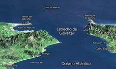 Ceuta - Estrecho de Gibraltar