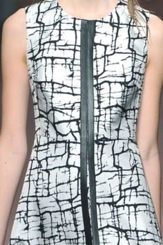 PRINTS, PATTERNS AND SURFACE EFFECTS FROM MILAN FASHION WEEK / 6  Details from womenswear collections fall/winter 2013/14.  Marni