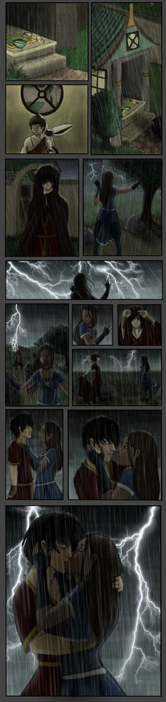 Zutara Week- Storm by *Cherrie-Keane on deviantART