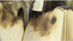 """Book Burning at Tacoma Public Library - """"Women charged with arson for torching books at Tacoma library"""" by Michael Lieberman via Book Patrol"""