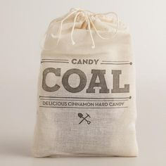 One of my favorite discoveries at WorldMarket.com: Hammonds Cinnamon Coal Candy, Set of 2