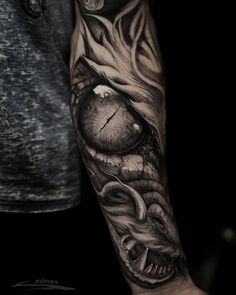 Татуировка как искусство