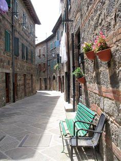 Abbadia San Salvatore, Italy
