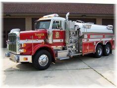 Waldorf Volunteer Fire Department, Waldorf, MD - Tanker 12 ★。☆。JpM ENTERTAINMENT ☆。★。 Radios, Volunteer Firefighter, Firefighters, Brush Truck, Planes, Volunteer Fire Department, Fire Equipment, Rescue Vehicles, Emergency Response