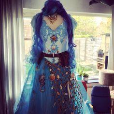 De jurk!