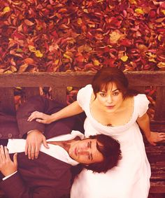 Lizie & Mr. Darcy <3