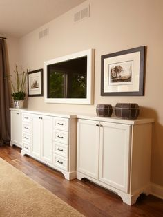 Living Room TV Console Design, Pictures, Remodel, Decor And Ideas   Page 31  | What To Do With The TV??? | Pinterest | Black Coffee, Center Ideas And  Wood ... Part 46