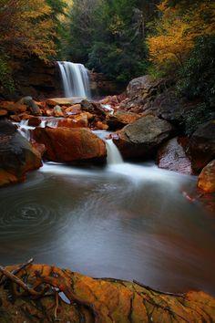 Blackwater River Virginia | File:Blackwater-river-douglas-falls - West Virginia - ForestWander.jpg ...