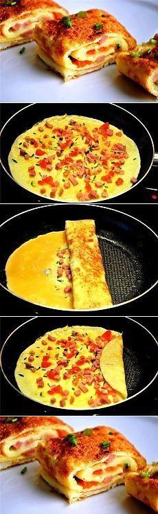 Как приготовить омлет по-каталонски. - рецепт, ингридиенты и фотографии