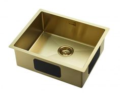 Two high-quality sink models, POOL and POND. Material options include brass, steel, copper and black chrome. Kitchen Mixer, Shaker Kitchen, Kitchen Sinks, Water Traps, Küchen Design, Home Accents, Dog Bowls, Building A House, Kitchen Decor