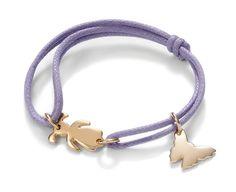 Gold Bangle Bracelet, Gold Bangles, Little Girls, Plating, String Bracelets, Butterfly, Jewels, Leather, Jewellery