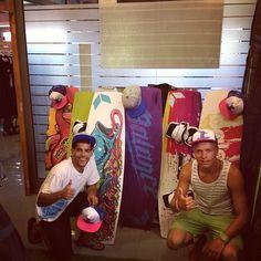 "@balancekiteboarding's photo: ""Boards delivery at Redshark Fuerteventura! #redsharkfuerteventura #balance #shop #surfshop #kiteboarding"""