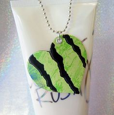 Browse unique items from MissMaggiesPlace on Etsy, a global marketplace of handmade, vintage and creative goods. Monster Energy, Teen Jewelry, Unique Jewelry, Rockstar Energy Drinks, Monster Crafts, Teen Christmas Gifts, Family Jewels, Monster Party, Recycled Art