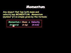 Momentum - YouTube