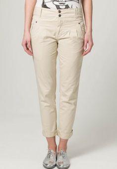 LALA - Pantalón chino - beige