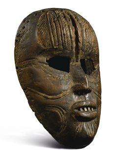dan mask ||| mask/headdress ||| sotheby's n09678lot83jrzen