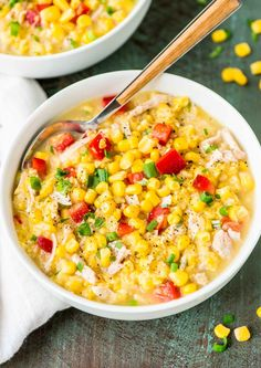 This Slow-Cooker Chicken & Corn Chowder Is the Easy Summer Dinner You've Been Looking For — Delicious Links