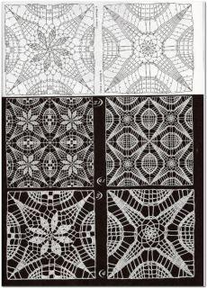 Transcendent Crochet a Solid Granny Square Ideas. Inconceivable Crochet a Solid Granny Square Ideas. Crochet Motif Patterns, Square Patterns, Crochet Chart, Lace Patterns, Crochet Squares, Thread Crochet, Stitch Patterns, Granny Squares, Tunisian Crochet
