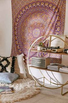 Magical Thinking Prayota Medallion Tapestry - Urban Outfitters
