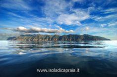 La tranquillità e la serenità sono di casa all'Isola di Capraia.