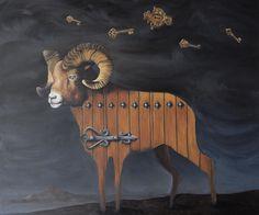 """ Puerta Muflón"" Soledad Lagruta."