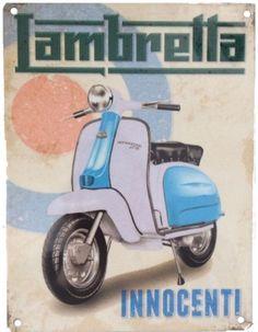 Vespa Scooters, Moto Scooter, Lambretta Scooter, Motos Vintage, Vintage Motorcycles, Concept Motorcycles, Vintage Advertisements, Vintage Ads, Vintage Style