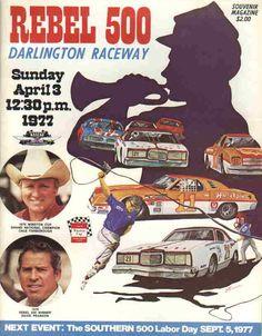 Darlington: Rebel 500 / 4.3.77