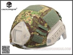 EMERSON military airsoft Tactical Helmet Cover Protect Head Updated version EM9226 for Mountain climbing And outdoor hunting