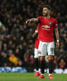 Bruno Fernandes took over Ashley Young's former number World Football, Football Art, Neymar Jr Wallpapers, Man Utd Fc, Manchester United Wallpaper, Ashley Young, Manchester United Players, Man United, Sports Stars