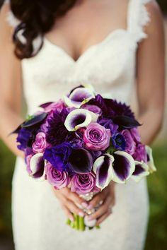 Daily Wedding Flower Inspiration (New!) - MODwedding