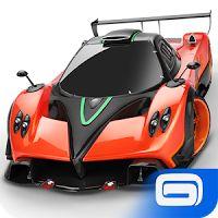 Asphalt Nitro 1.2.0i MOD APK Unlimited Money Games Racing