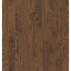 Bruce�Barrett Plank 3-1/4-in W Oak 3/4-in Solid Hardwood Flooring