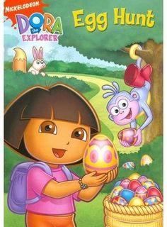 Fatima Ptacek & Regan Mizrahi & Arnie Wong & Sherie Pollack-Dora the Explorer: The Egg Hunt Dora Cartoon, Dora Games, Nickelodeon Girls, Easter Gifts For Kids, Movies To Watch Online, Watch Movies, Abc Alphabet, Dora The Explorer, Scouts