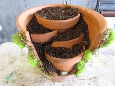 Planter Ideas - Janice Nosewicz's clipboard on Hometalk, the largest knowledge…