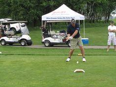 S'more fun hitting giant marshmallows at the DKC Golf Tournment! Giant Marshmallows, Golf Carts, More Fun, Fun Stuff, In This Moment, Inspiration, Ideas, Fun Things, Biblical Inspiration