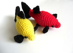 1000+ images about Fish Crochet Patterns on Pinterest ...