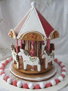 The Gingerbread Carousel