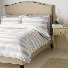 Buy John Lewis Kensington Stripe Bedding Online at johnlewis.com