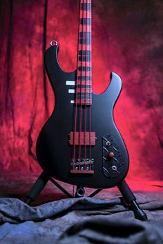 extremely rare Washburn Guitars Alpha bass
