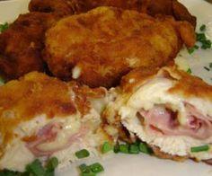 Receita de peito de frango recheado empanado - Show de Receitas