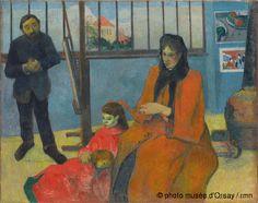 Schuffenecker workshop 1889 Gauguin Oil on canvas Orsay Museum