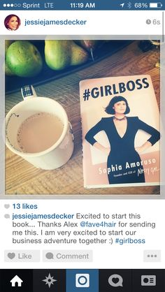 Book - Girl Boss