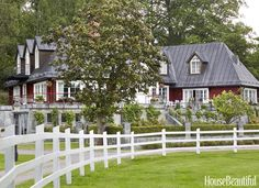 Swedish Country Style